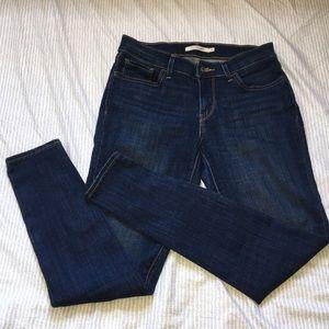 710 Super Skinny Levi's Jeans W27 L28